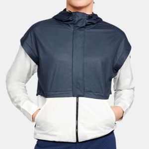 NWT Under Armour Unstoppable Hooded Jacket